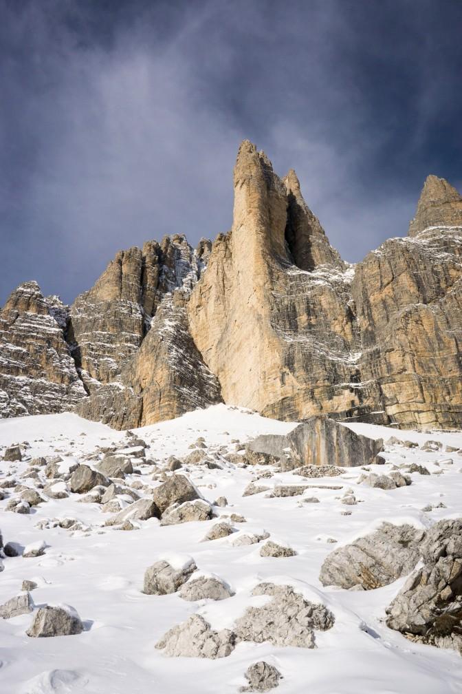 Cima Piccola di Lavaredo 2857 m